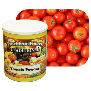 Natural Healing Room - Tomato Powder - Dehydrated