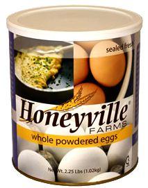 Natural Healing Room - Whole Egg Powder