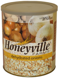 Natural Healing Room - Onions - Dehydrated