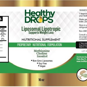 Natural Healing Room - Liposomal Lipotropic Amino Acids