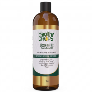 Natural Healing Room - Liposomal B12 Methyl  5000 mcg