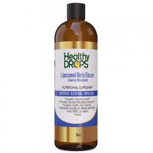 Natural Healing Room - Liposomal Beta Glucan  Beta 1-3D and Beta 1-6D 85 Percent