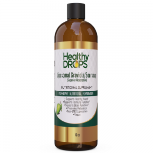 Natural Healing Room - Liposomal Graviola Soursoup