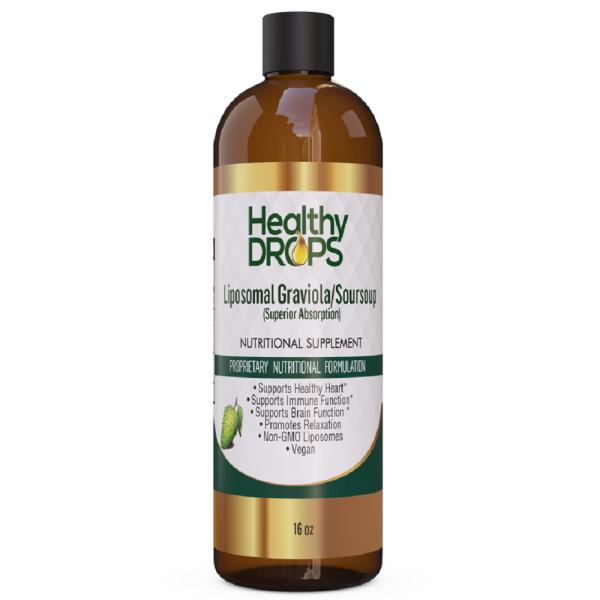 Natural Healing Room - Liposomal Graviola Soursoup