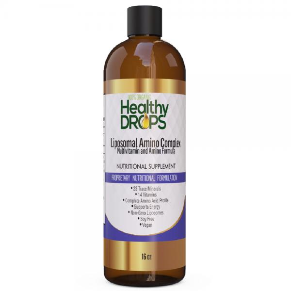 Natural Healing Room - Liposomal Amino Complex