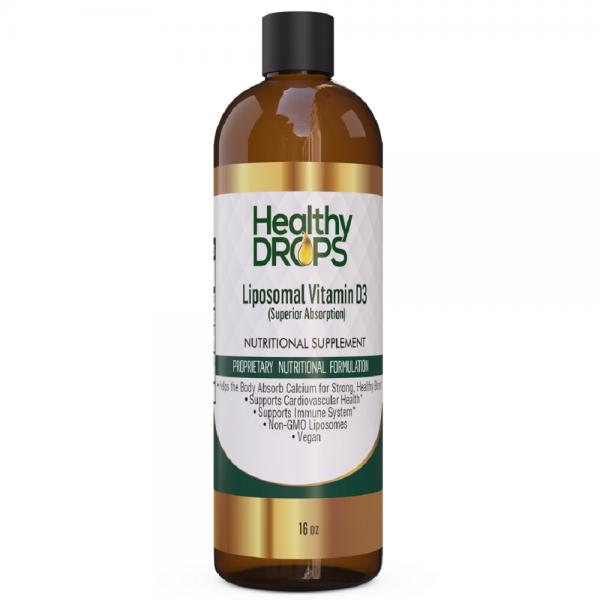 Natural Healing Room - Liposomal Vitamin D3