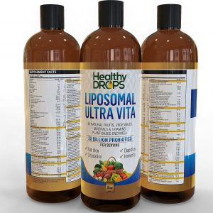 Natural Healing Room - Liposomal Ultra Vita