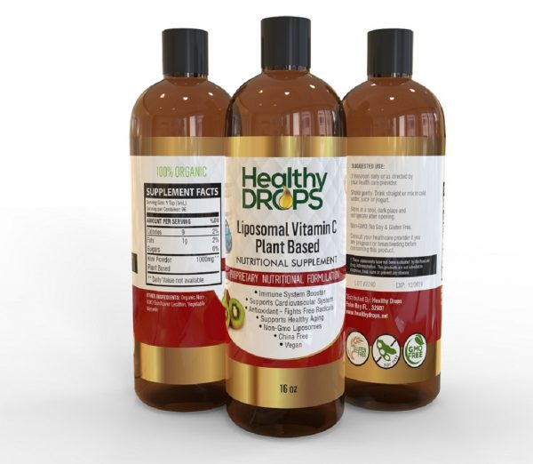 Natural Healing Room - Liposomal Vitamin C Plant Based