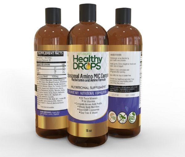 Natural Healing Room - Liposomal Lipotropic MIC