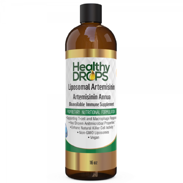 Natural Healing Room - Liposomal Artemisinin