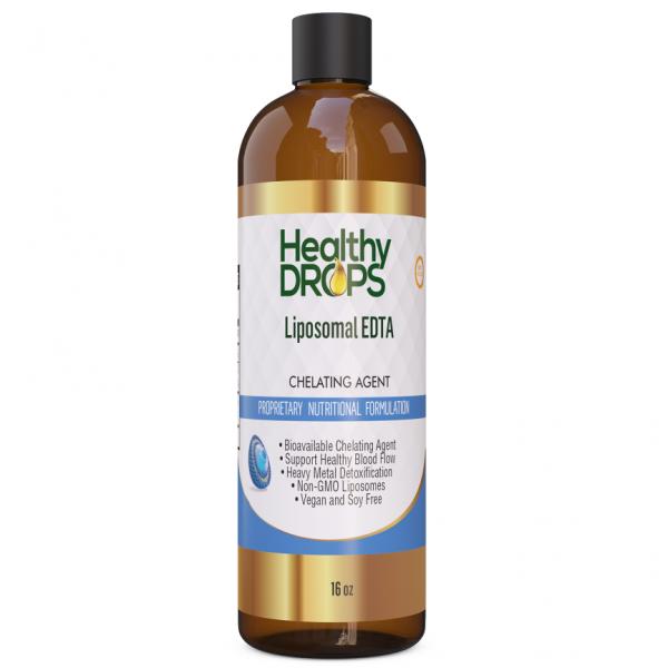 Natural Healing Room - Liposomal EDTA