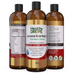 Natural Healing Room - Liposomal Brain Regen