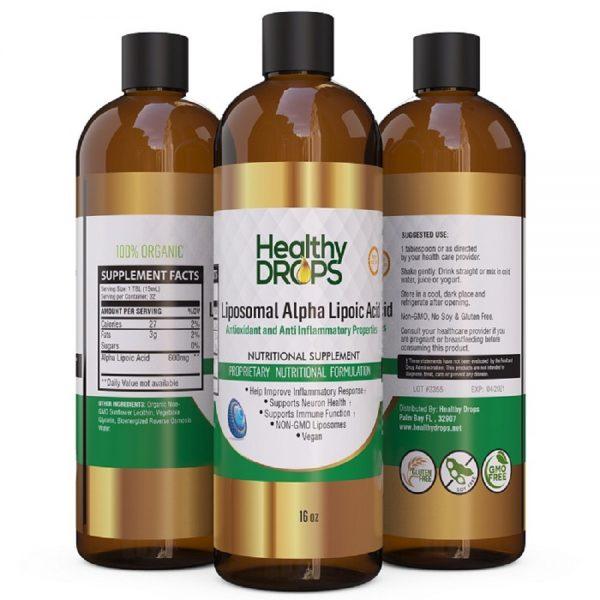 Natural Healing Room - Liposomal Alpha Lipoic Acid