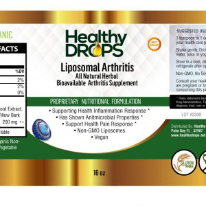 Natural Healing Room - Liposomal Arthritis