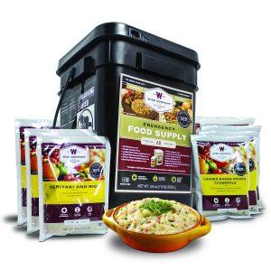 Food Storage - 60 Serving Bucket