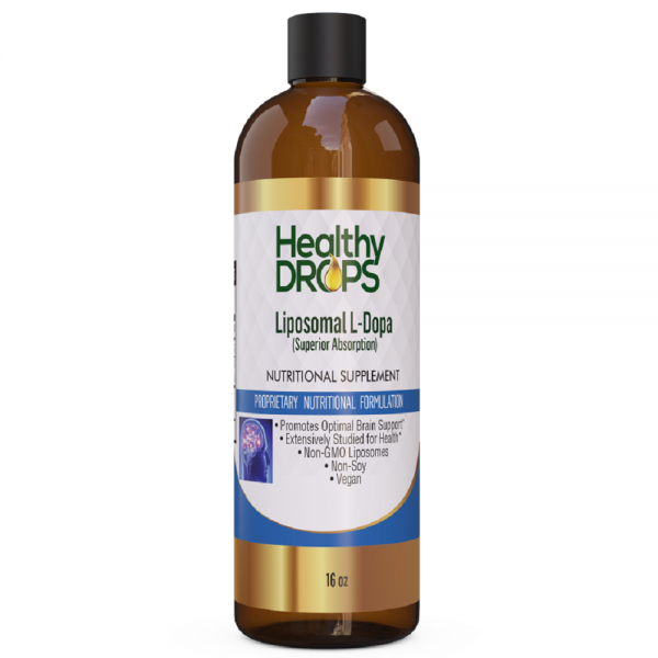 Natural Healing Room - Liposomal L-Dopa Mucana Pruriens Brain Support