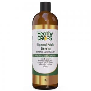 Natural Healing Room - Liposomal Matcha Green Tea