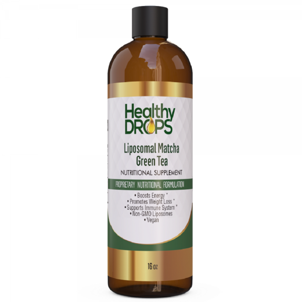 Natural Healing Room - Liposomal Matcha Green Tea