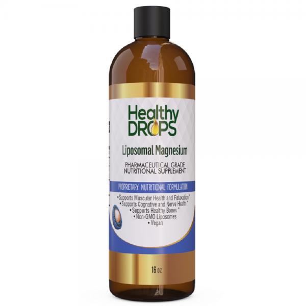 Natural Healing Room - Liposomal Magnesium