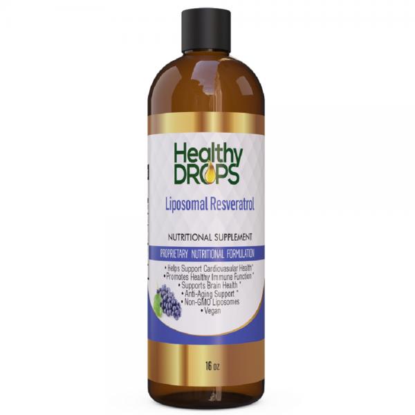 Natural Healing Room - Liposomal Resveratrol
