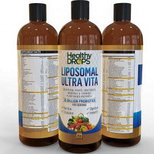Natural Healing Room - Liposomal Ultra Vita