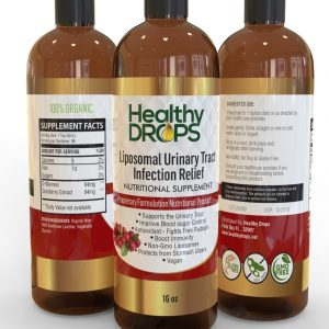Natural Healing Room - Liposomal Urinary Tract Infection