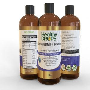 Natural Healing Room - Liposomal Methyl B Complex