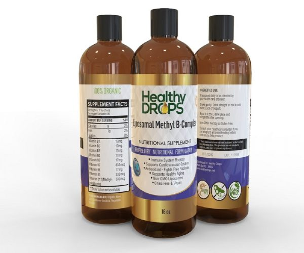 Natural Healing Room - Liposomal Methyl B Complex