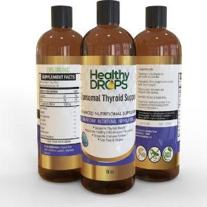 Natural Healing Room - Liposomal Thyroid
