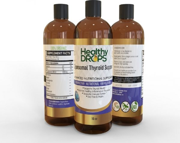 Natural Healing Room - Liposomal Thyroid