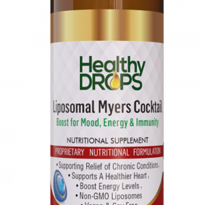 Natural Healing Room - Liposomal Myers Cocktail