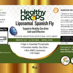Natural Healing Room - Liposomal Spanish Fly