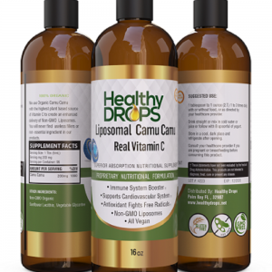 Natural Healing Room - Liposomal Vitamin C - Camu Camu